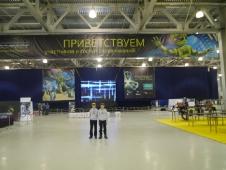 УМКИ на Роботфесте-2014